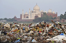 The Taj Mahal: Monumental Neglect