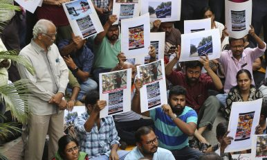 A Copper Plant Crisis Shows India Puts Profit Over People