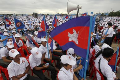 Doing More Harm Than Good: International Election Aid to Cambodia