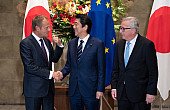 Japan, EU Display Solidarity in the Face of US Friction