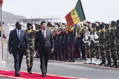 China's Belt and Road Makes Inroads in Africa