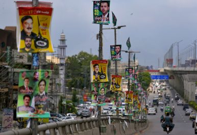 Pakistan's Election: Unique for All the Wrong Reasons