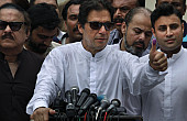 Imran Khan: Another Act in Pakistan's Circus