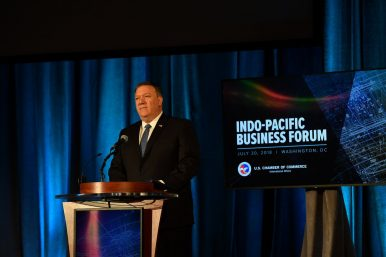 Pompeo's Indo-Pacific Speech: Geoeconomics on a Shoestring