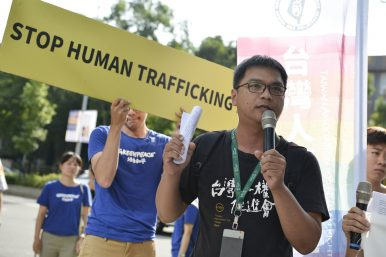 Thediplomat james x morris july 2018 human trafficking workshop and ngo protests  dsc5797 386x257