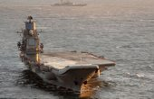 Russia's Aircraft Carrier to Enter 7-Month Trials Following Overhaul
