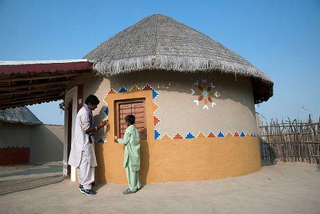 The Earthquake- Proof Huts of Kutch