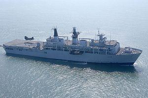 Warship Visit Highlights UK-Vietnam Defense Ties