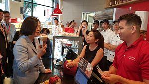China Takes Revenge for Tsai Ing-wen's US Trip – Via a Taiwanese Cafe Chain