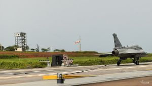 Naval Version of India's Tejas Light Combat Aircraft Successfully Tests Arrestor Hook Capability