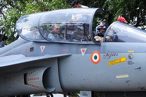 HAL Chief: Tejas Light Combat Aircraft Will Be 'Backbone' of Indian Air Force's 'Combat Power'