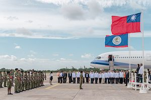 Why Diplomatic Allies Matter to Taiwan