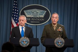 What Mattis Did and Didn't Say About US-South Korea Military Exercises