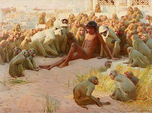 Kipling as Mowgli: One View of The Jungle Book
