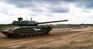 Russia Will Not Mass-Produce T-14 Armata Main Battle Tank