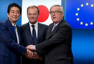 The EU-Japan Partnerships: Advancing the Abe Doctrine?