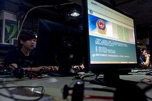 China Reshuffles Its Censorship Chiefs