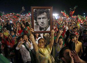 Women in Imran Khan's 'New Pakistan'
