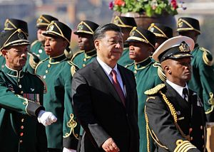 Can China Burnish Its Image in South Africa?