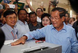 A Requiem for Cambodian Elections