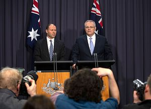 Polls and Party Room Infighting Undermine the Australian Government
