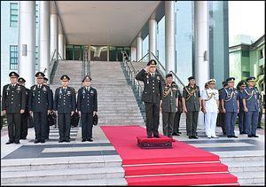 Intelligence Exchange Highlights Thailand-Brunei Military Ties