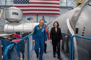 Don't Miss the Significance of Taiwanese President Tsai Ing-wen's NASA Visit