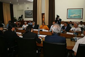 Ministerial Dialogue Puts India-Japan Defense Ties in the Spotlight