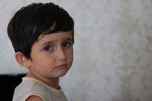 Tajikistan's Child Hostages