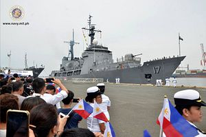 What Does a New Philippines Navy Chief Mean for the Country's Security?