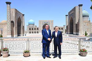 Tajikistan's President Makes Historic Visit to Uzbekistan