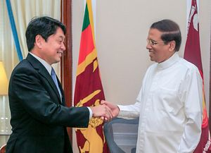 Japan Eyes Sri Lanka's Deep Water Port of Trincomalee
