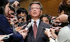Okinawa Governor's Death Marks the End of an Era for Anti-US Base Movement