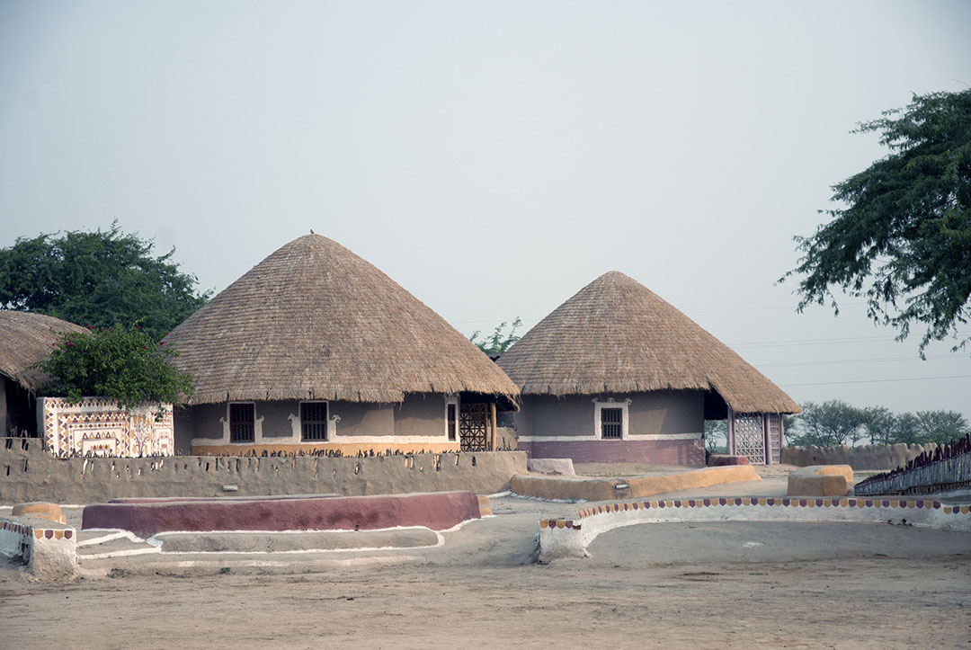 The Earthquake- Proof Huts of Kutch