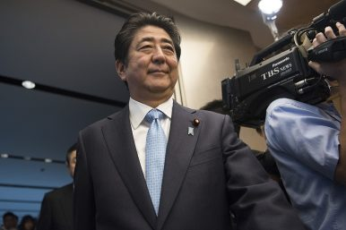 Can Anyone Unseat Shinzo Abe?