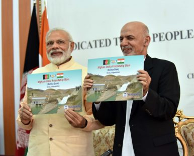 India's Controversial Afghanistan Dams
