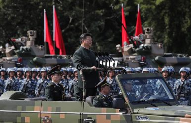 Army Day in China Exposes Xi Jinping's PLA Challenges