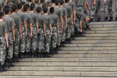 What Are China's Military Recruitment Priorities?