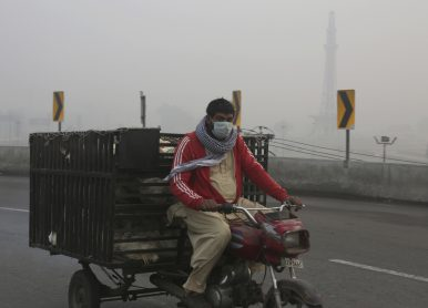 Pakistan's Rising Air Pollution Crisis