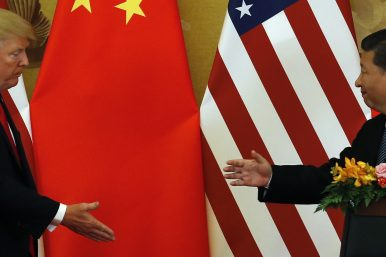 US-China Relations: From Cooperating Rivals to Competing Rivals