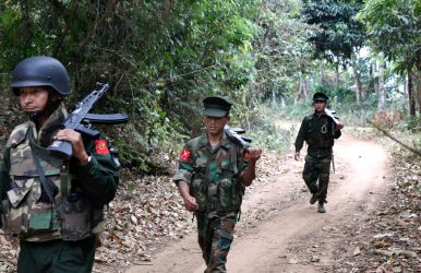 China's Stake in the Myanmar Peace Process