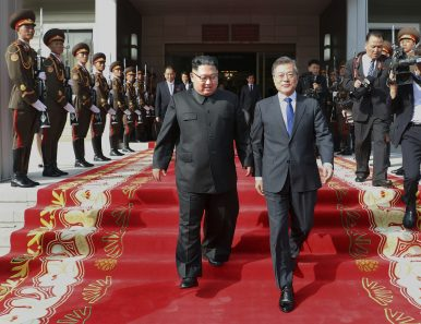 Koreas Successfully Implement September 2018 Comprehensive Military Agreement