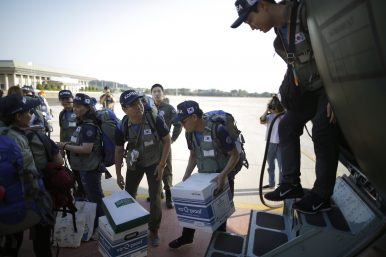 Korean Firms Face Questions in Laos Dam Collapse