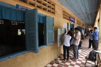 Cambodia's Elections Highlight Growing Marginalization