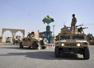 The Battle for Ghazni: A Wake-Up Call?