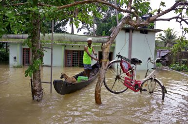 Mitigating Extreme Flooding in India: Mobilizing Political Will