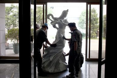 North Korea's 'Artistic' Way of Making Foreign Money: Art Sales