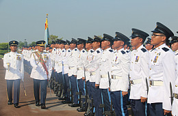 Brunei's Military Gets a New Air Force Chief