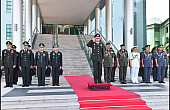 Military Chief Visit Spotlights Thailand-Brunei Defense Relations