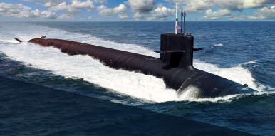 US Navy's Columbia-Class Ballistic Missile Submarine Program Faces Delays